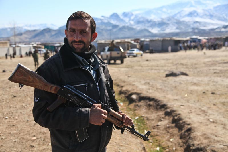 Former Child Soldier in Afghanistan Converts to Christianity