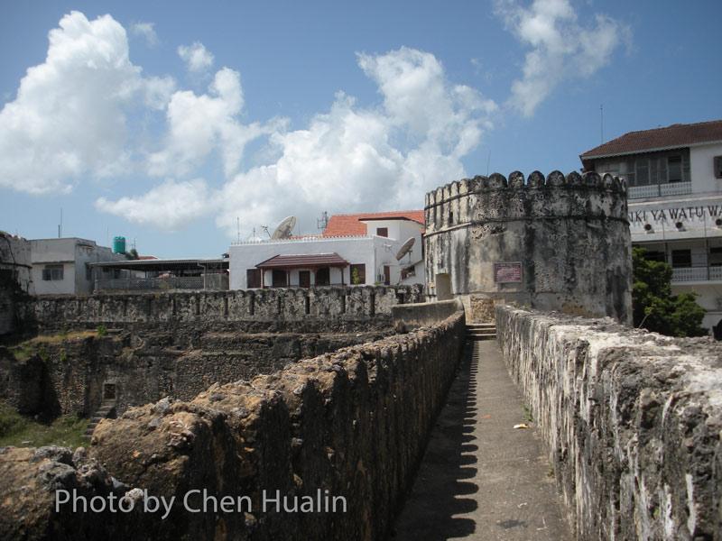 Old Fort in Zanzibar