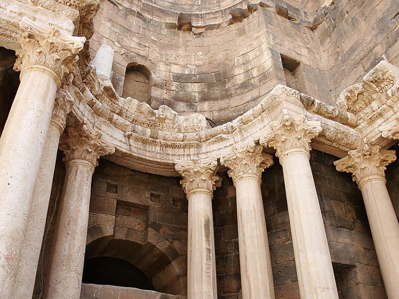 Armenian Church Begins Rebuilding in Aleppo