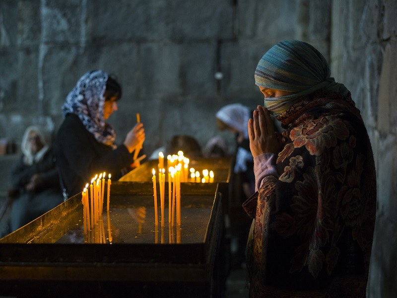 Syrian Conflict Takes Aim at Armenians