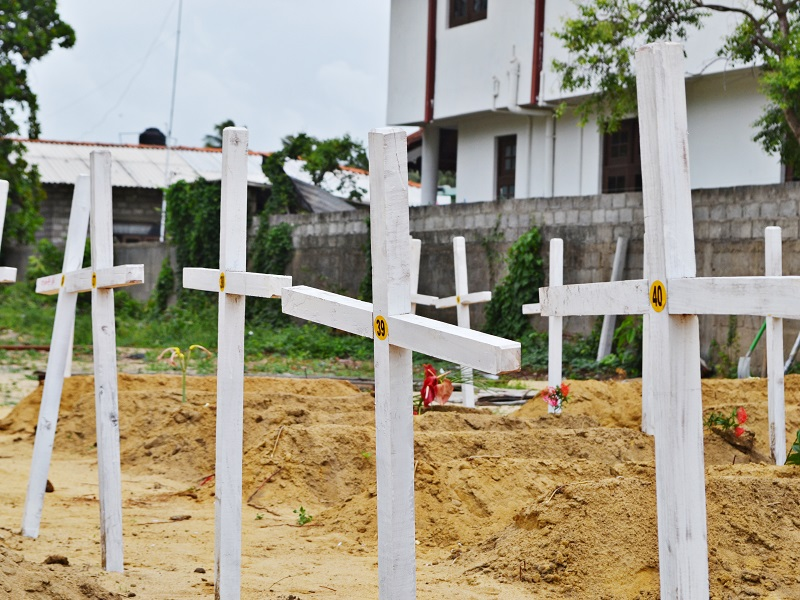 Christians in Sri Lanka Mark Six Months Since Easter Bombings