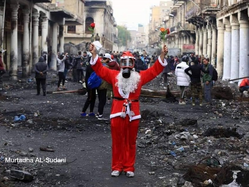 Christian Persecution 2020 Christmas Iraq Iraq Cancels Christmas | Persecution