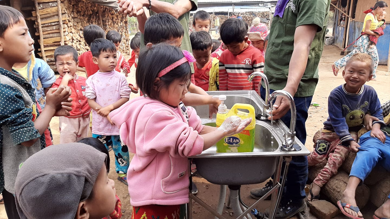 Tabere IDP Kachin