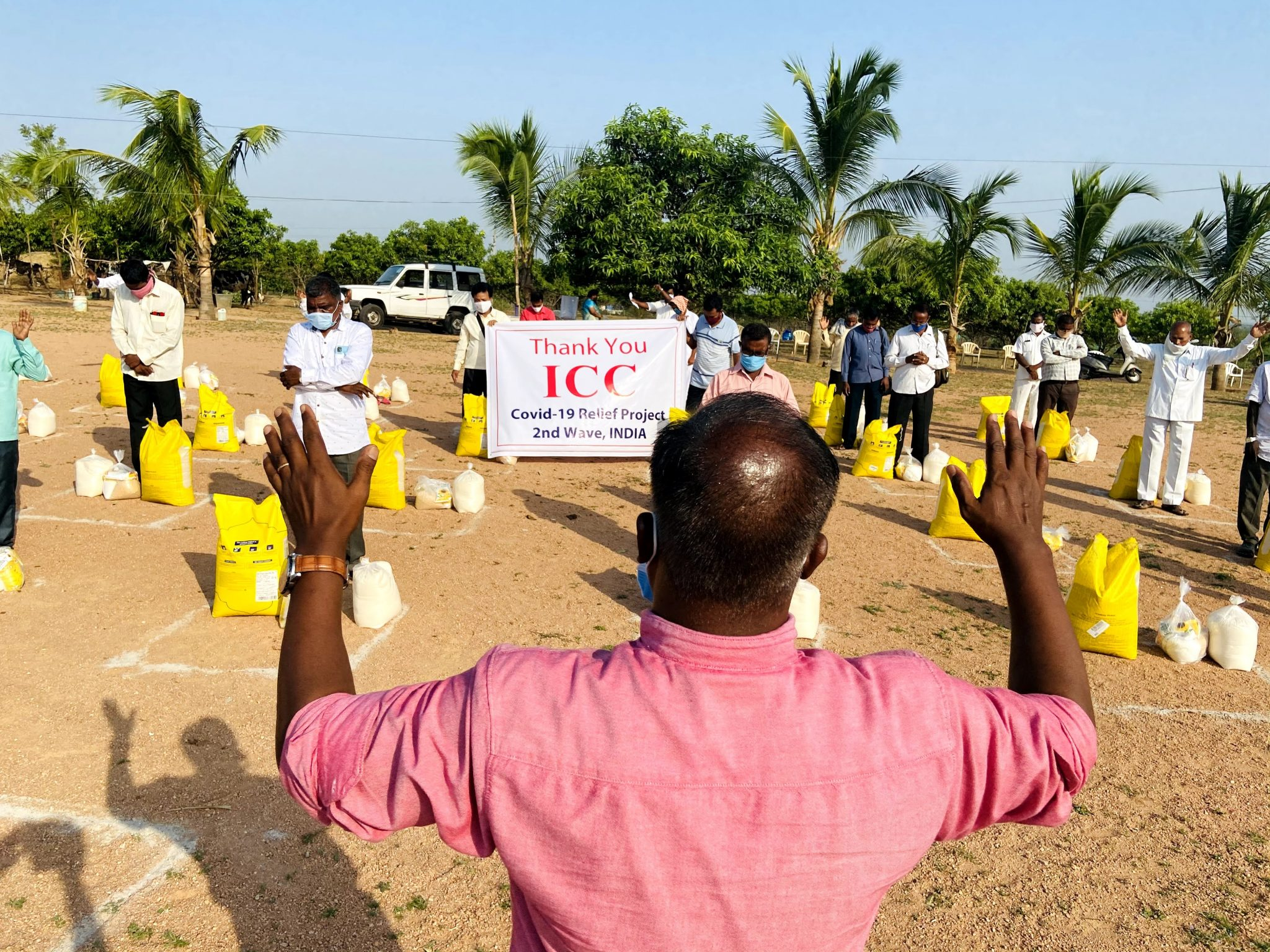 ICC Delivers COVID Aid Critical for the Survival of Pastors in India |  Persecution